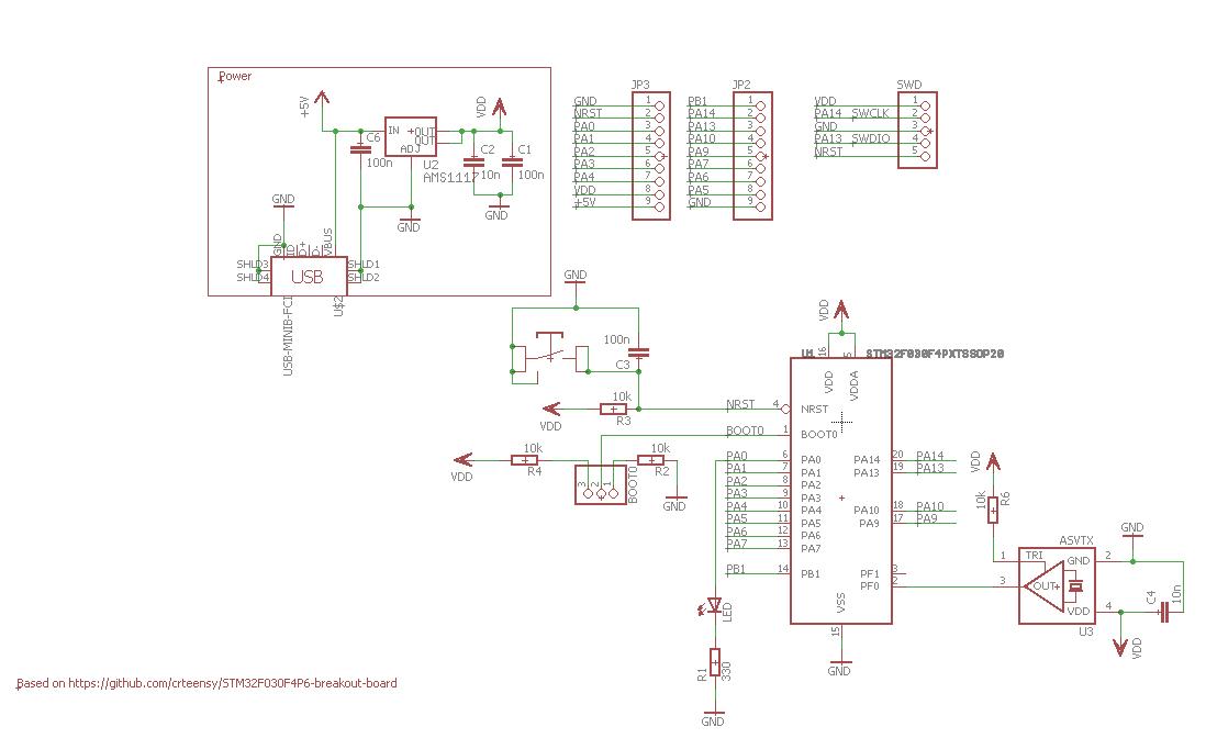Devboard Schematic