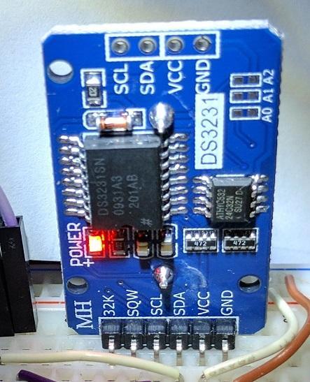 DS3231 module